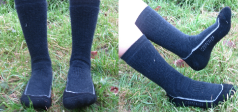 Review: Hiker Heavy Crew Icebreaker socks