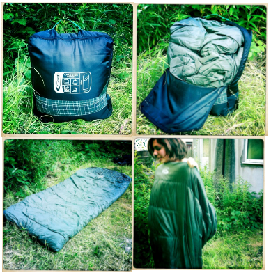 Review: Gelert Lakeside Deluxe 300 Dl sleeping bag