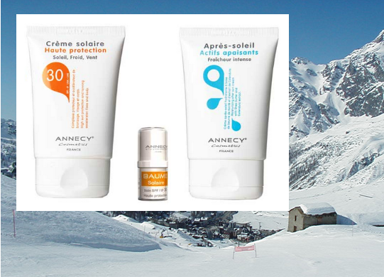 Review: Annecy ski cosmetics