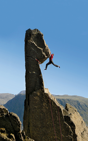 Guest post: The UK's Best Rock Climbing Spots