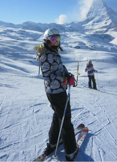Snow girl style: photos from the pistes