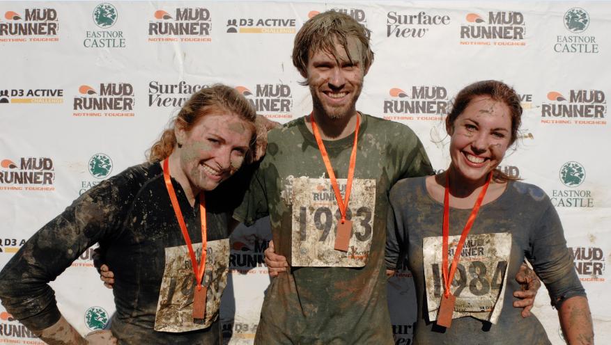 Mud Runner 2012 – nothing tougher!