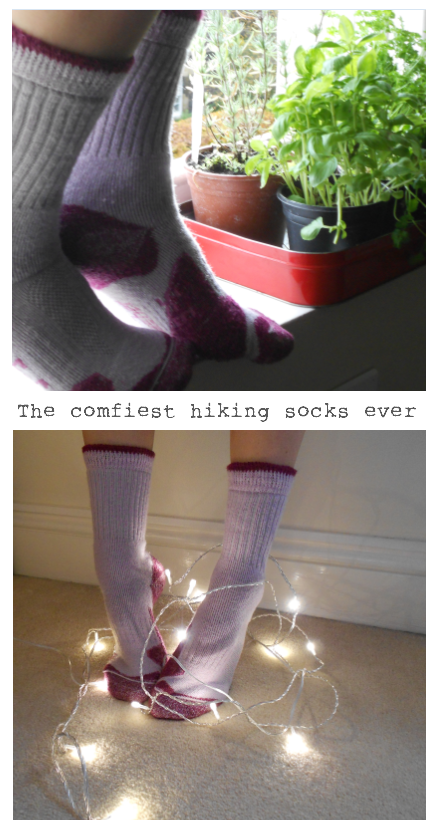 Review: Brasher Hillmaster hiking socks for women
