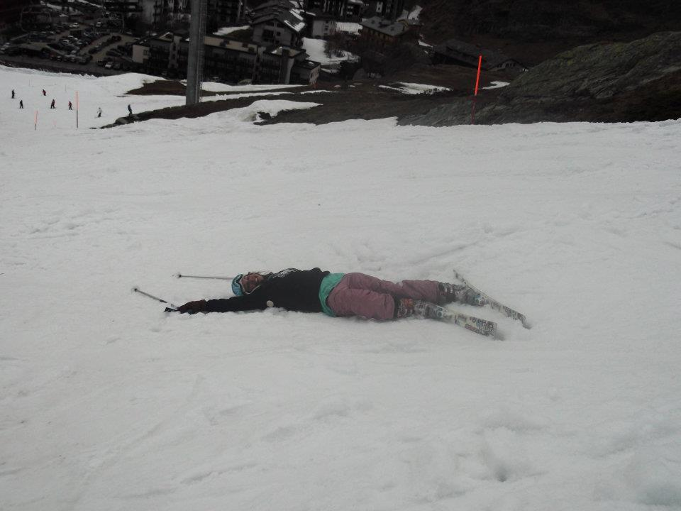 How To Get Better At Skiing