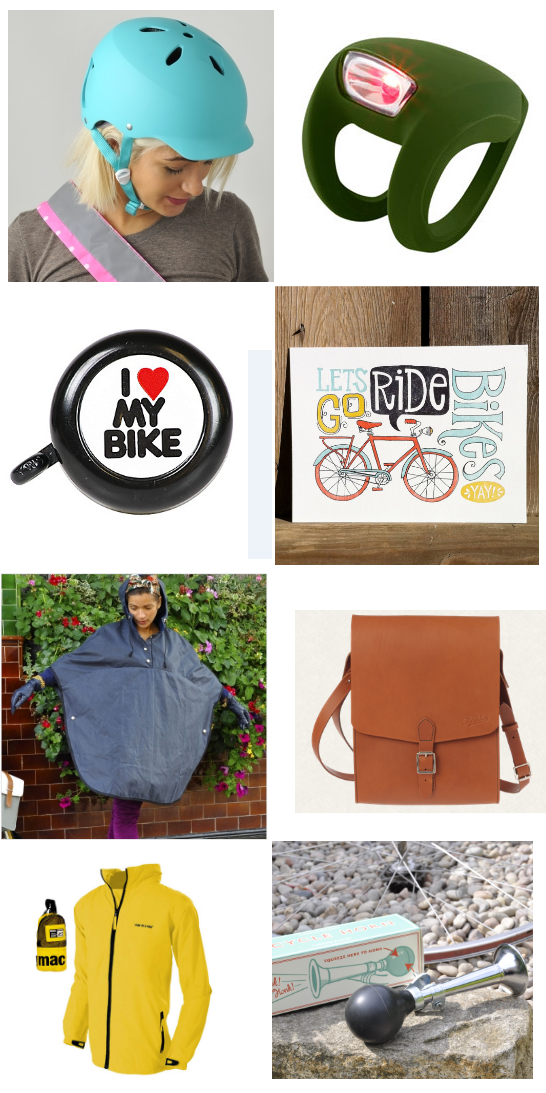 Cycling chic: gear for biking beauties