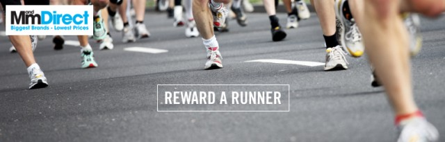Reward a Runner 1