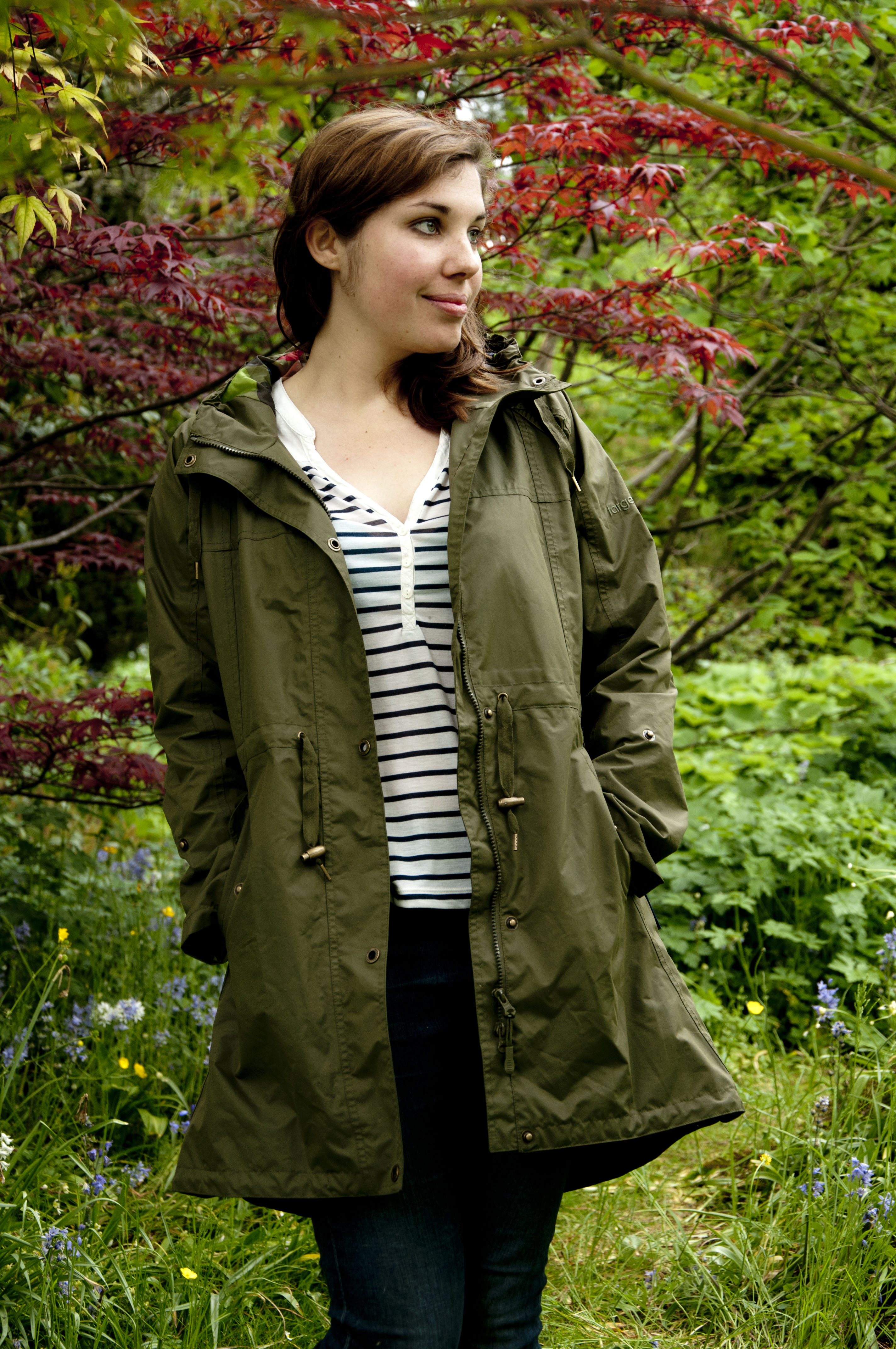 57cornwall Target Dry Emily Parka