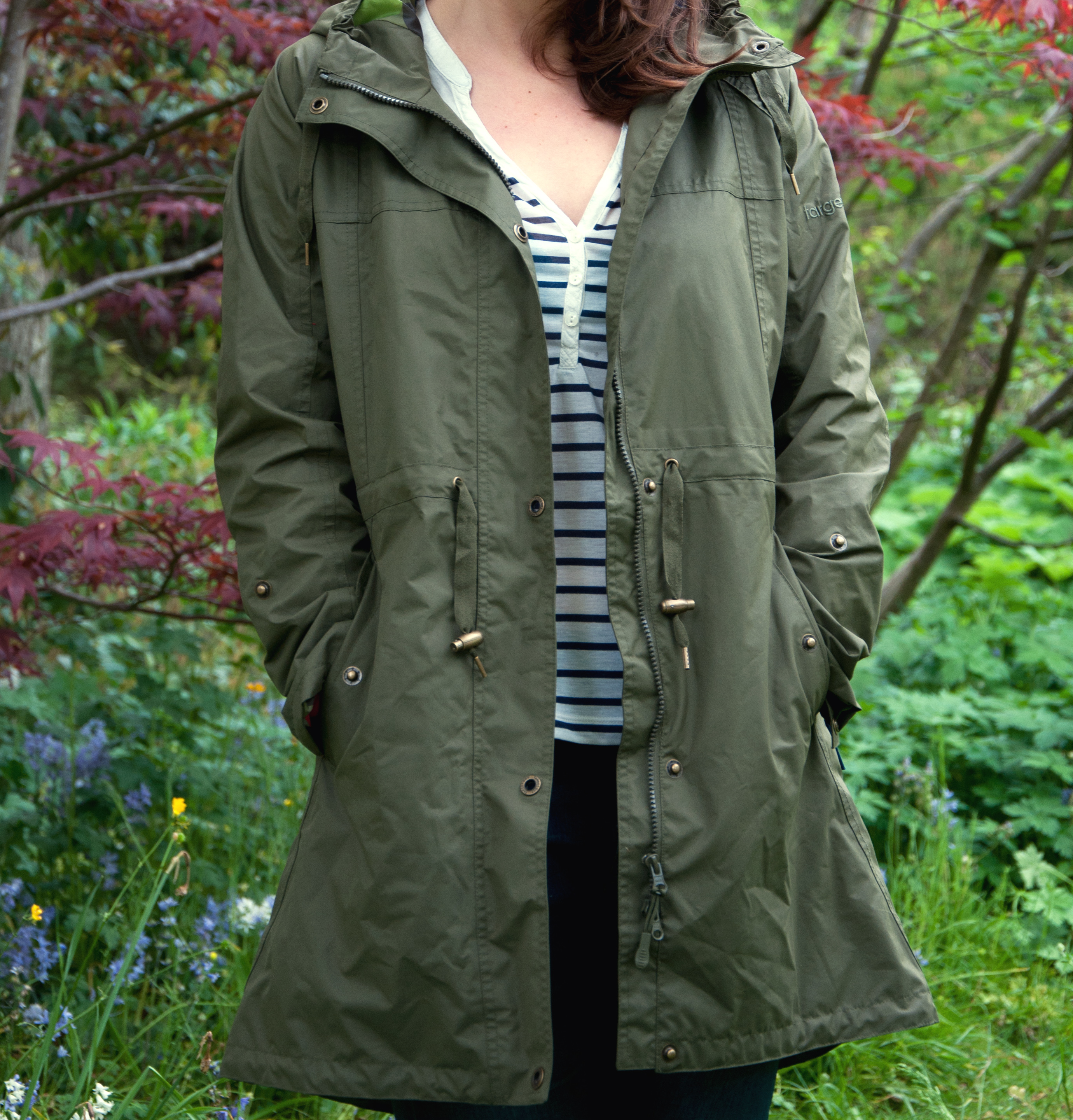 Review: Target Dry Emily Parka