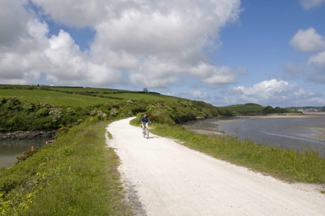 Five kid-friendly Cornish bike trails