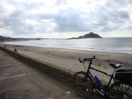 Penzance to Marazion and St. Michael's Mount