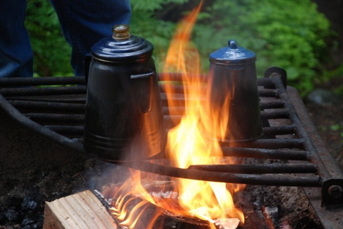 coffee Best easy campfire camping recipes
