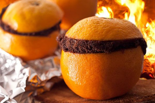 oranges Best easy campfire camping recipes