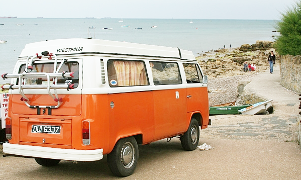Placers to stay: camping on the Isle of Wight