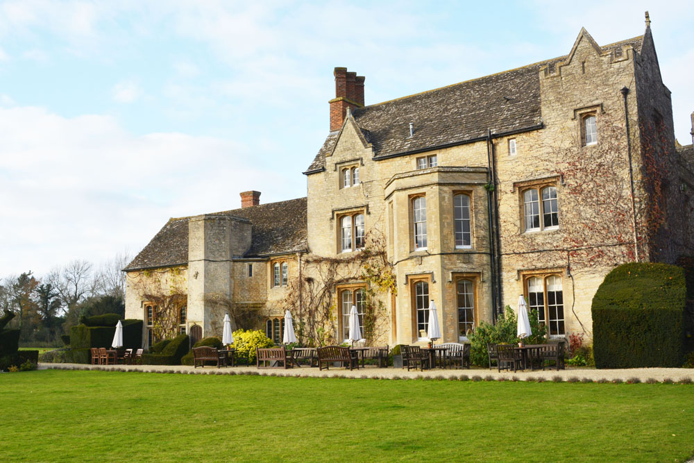 Manor at Weston review | Country house hotel near Oxford