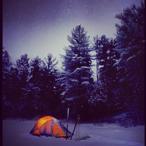 Winter camping guide | How to camp safely in the cold