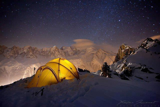 Winter camping guide: how to camp safely in the cold