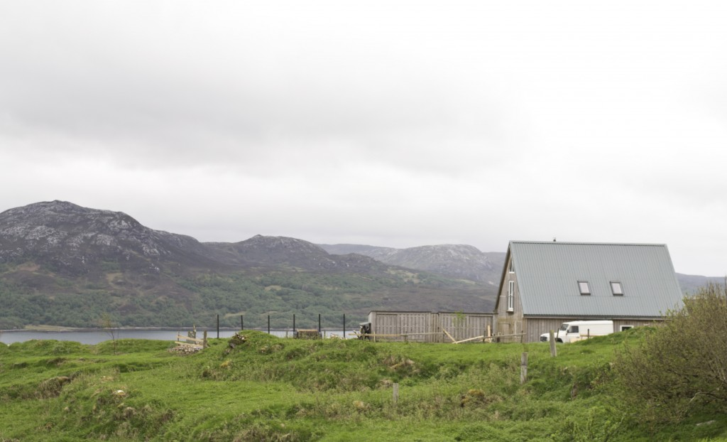 Places to stay: The Art House, Isle of Skye