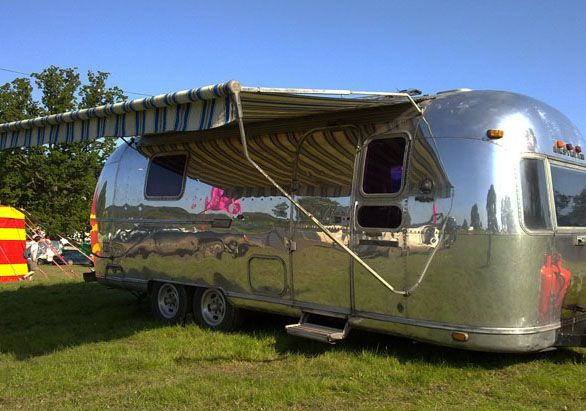 Alternatives to camping at festivals and outdoors - outdoor accommodation