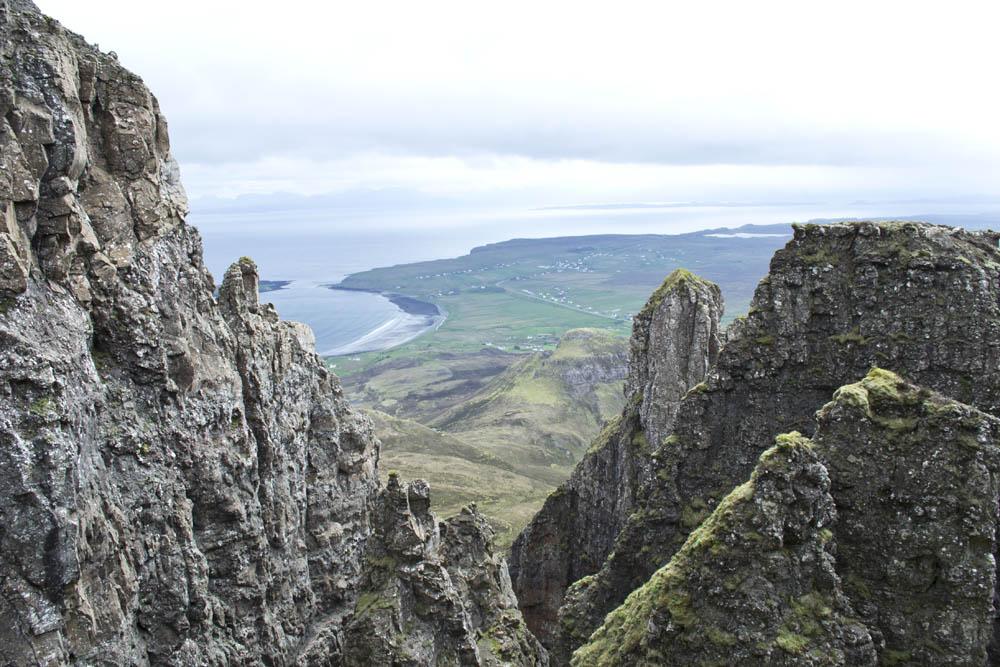 Skye Wilderness Safaris review: hiking the Trotternish Ridge