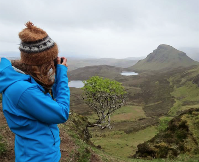 Skye Wilderness Safaris review: hiking the Trotternish Ridge The Girl Outdoors