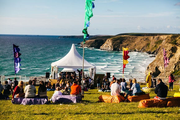 Beach bliss at Boardmasters 2014