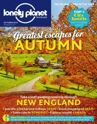 Lonely Planet Traveller Best Outdoors Magazines - Best Travel Magazines Reviewed