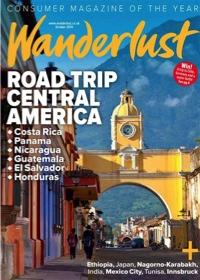 Wanderlust Magazine Best Outdoors Magazines - Best Travel Magazines Reviewed
