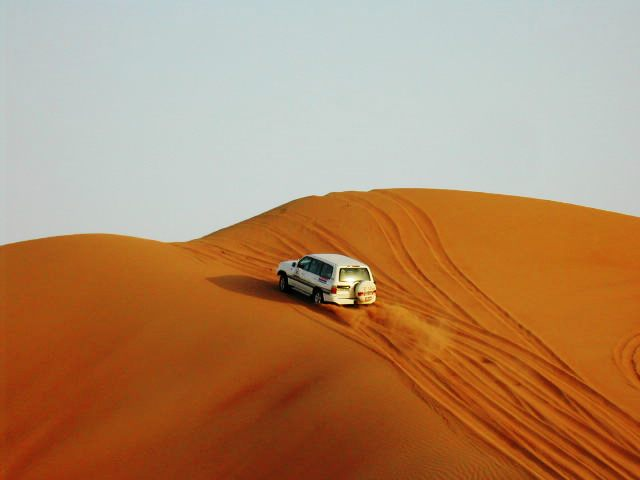 dubai Extreme Adventure - Top Eight Extreme Adventures