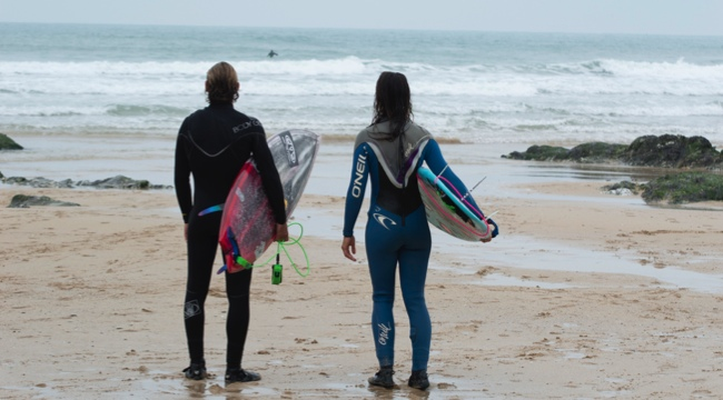 fistral Best Surfing Beaches UK - Best Surf Britain