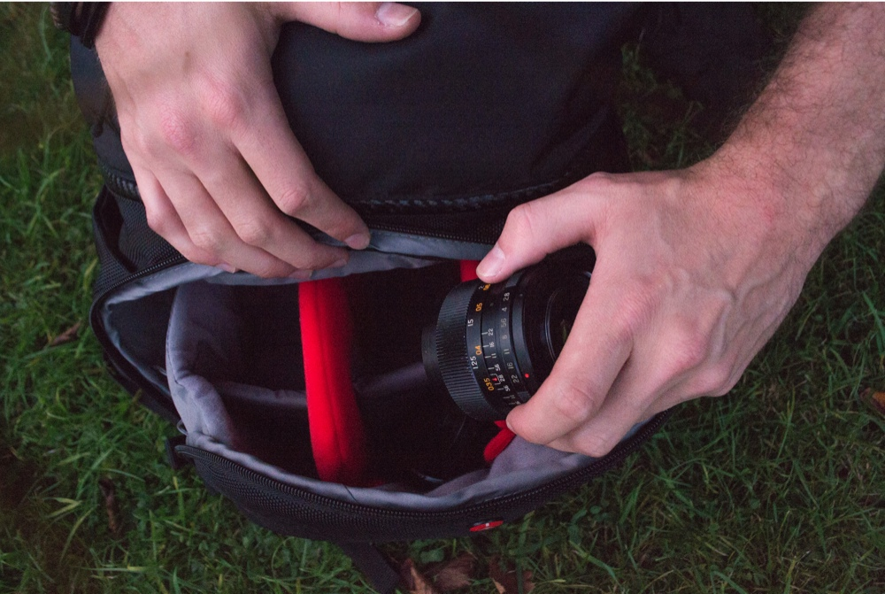 manfrotto3b Manfrotto Active II backpack review