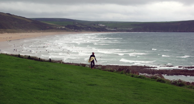 woolacombe2 Best Surfing Beaches UK - Best Surf Britain