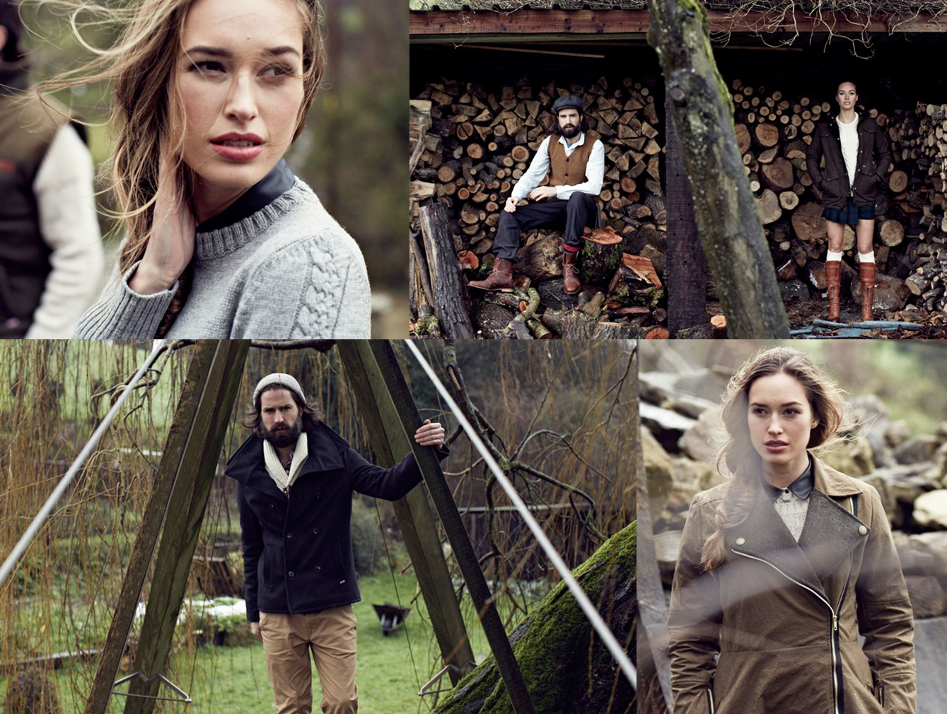 peregrine Autumn/Winter 2014 outdoor lookbook