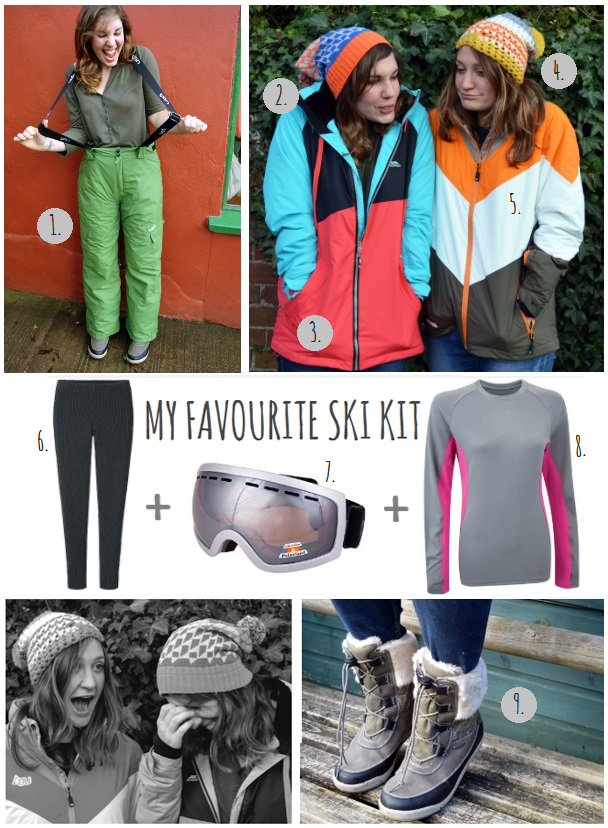 Best female ski brands