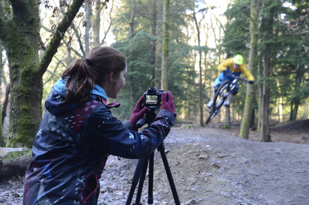How to film better sports video with your D-SLR