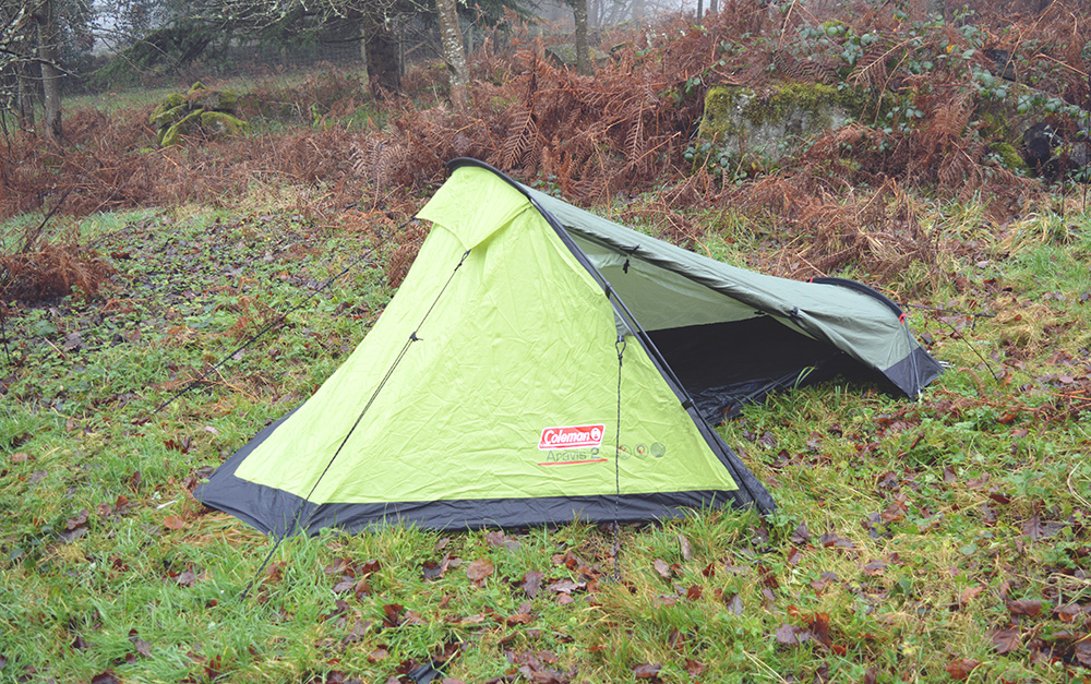Coleman Aravis 2 review