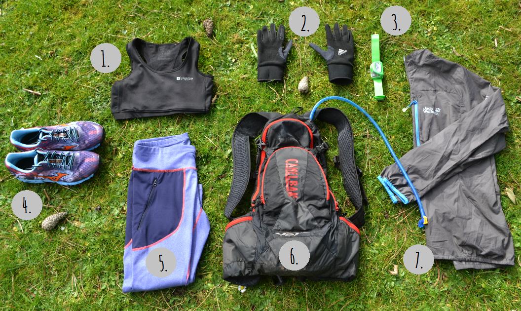 The best trail running kit | womens outdoor running gear