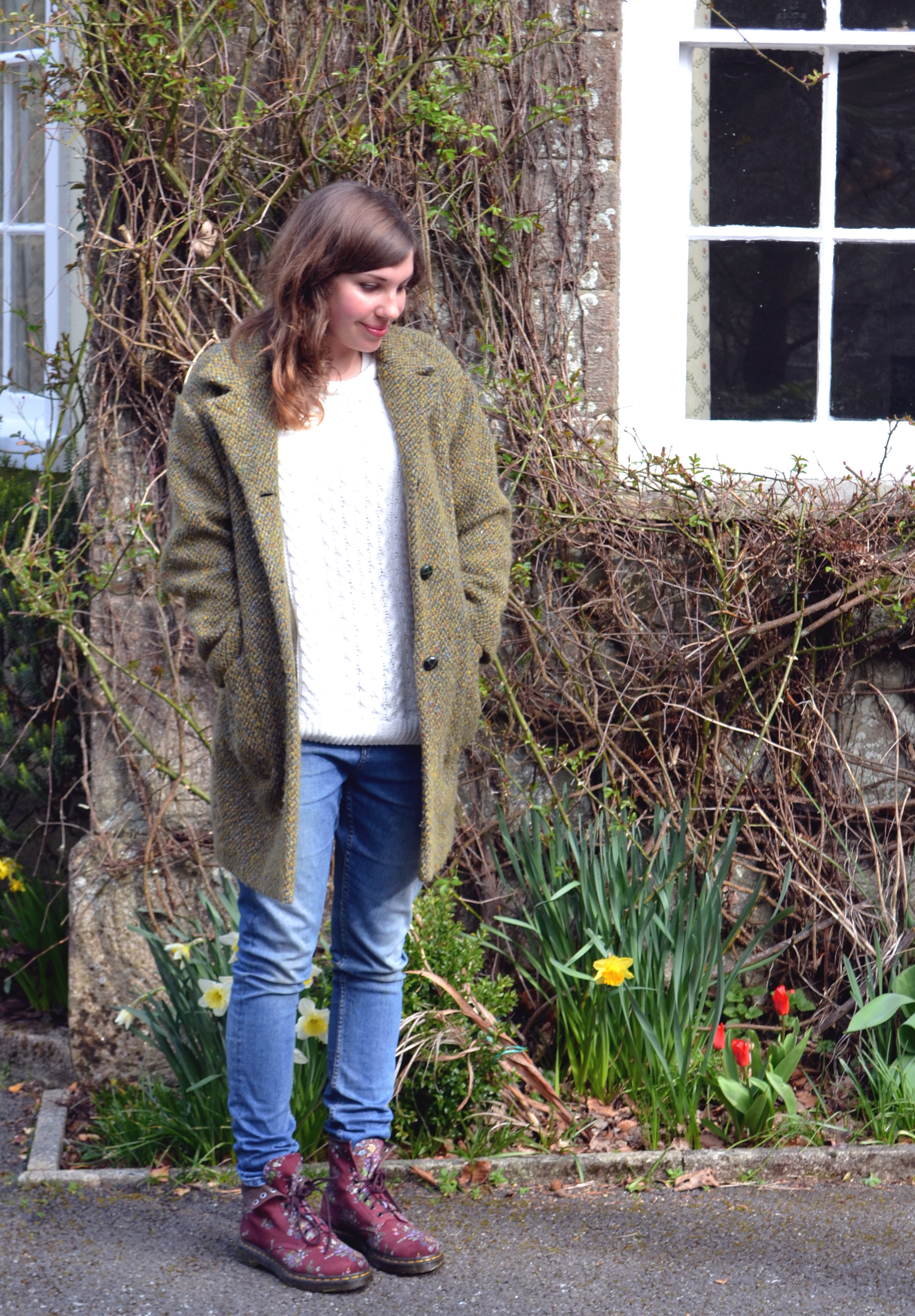 spring outfit Cornwall