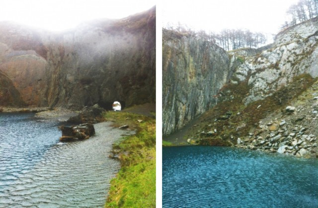 walk to Blue Lake, Snowdonia