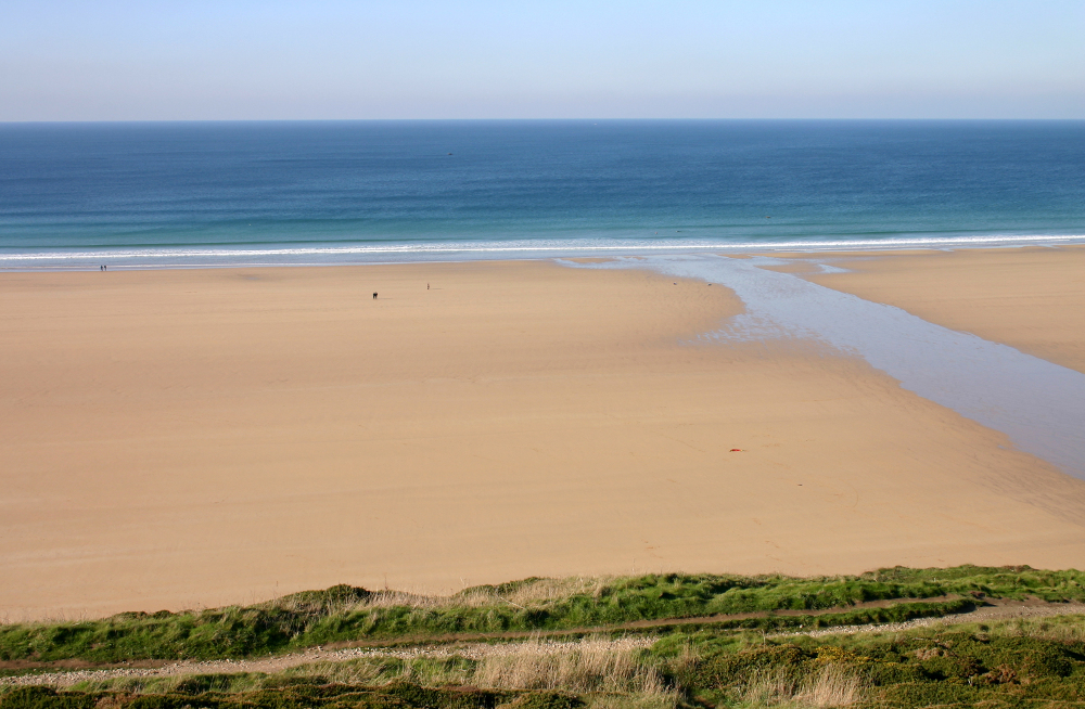 Newquay Watergate Bay coast SSP