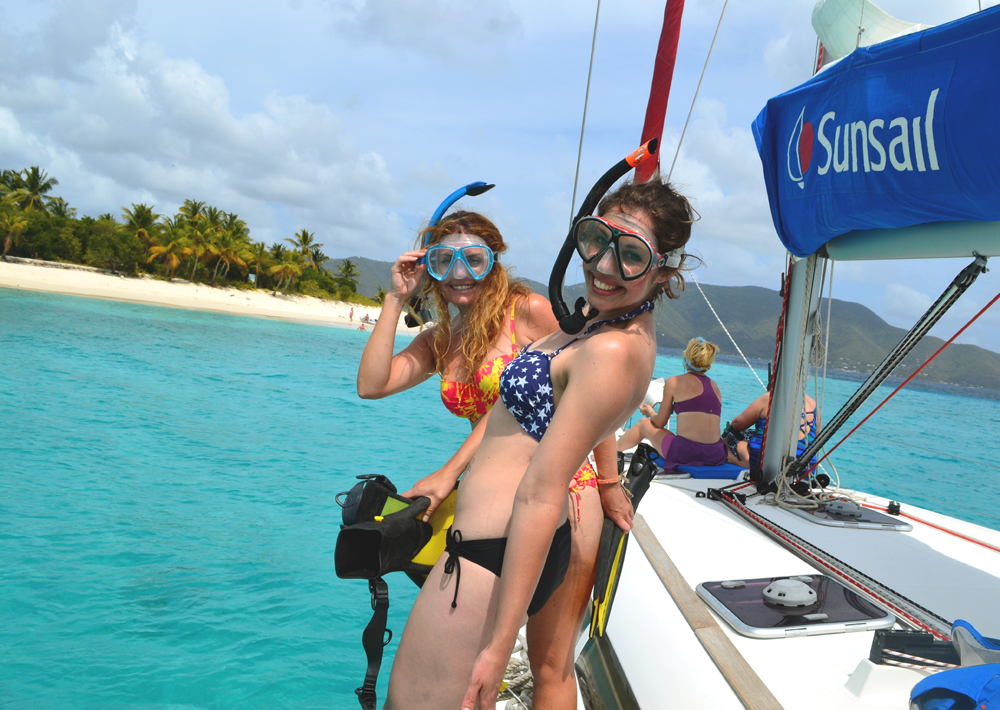 Caribbean sailing packing list The Girl Outdoors