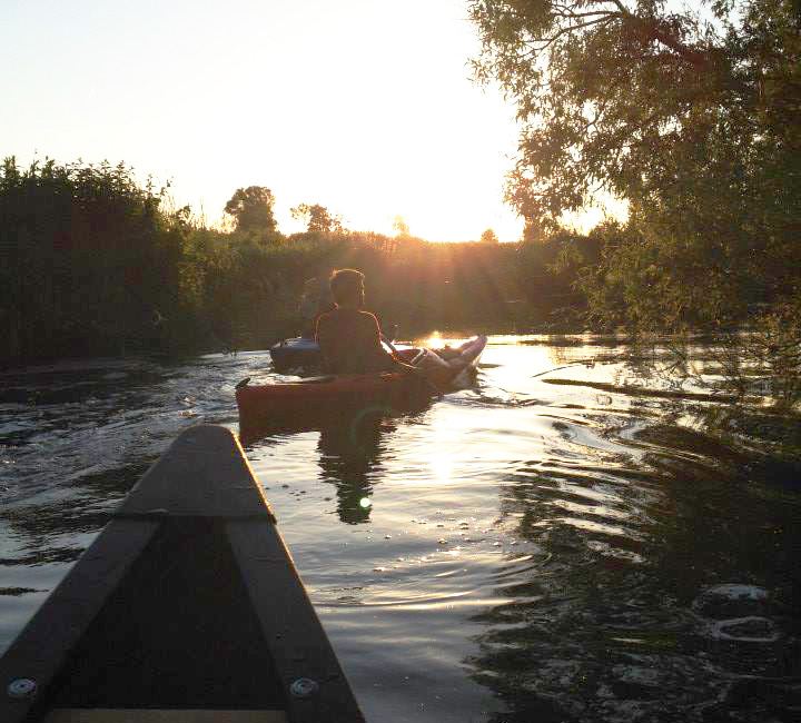 Summer evening adventures - ten micro adventure ideas