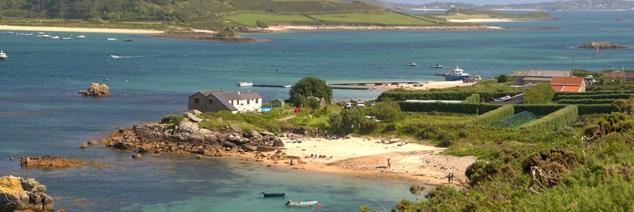 Isles of Scilly Cornwall travel guide