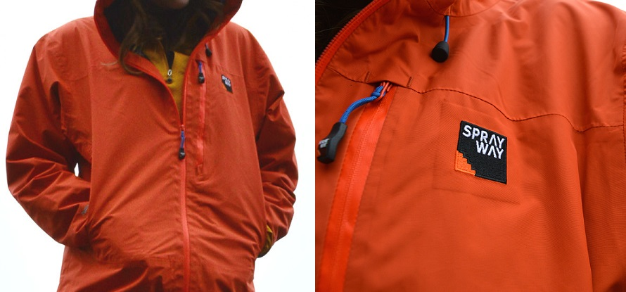 Review: Sprayway Arete jacket from Blacks
