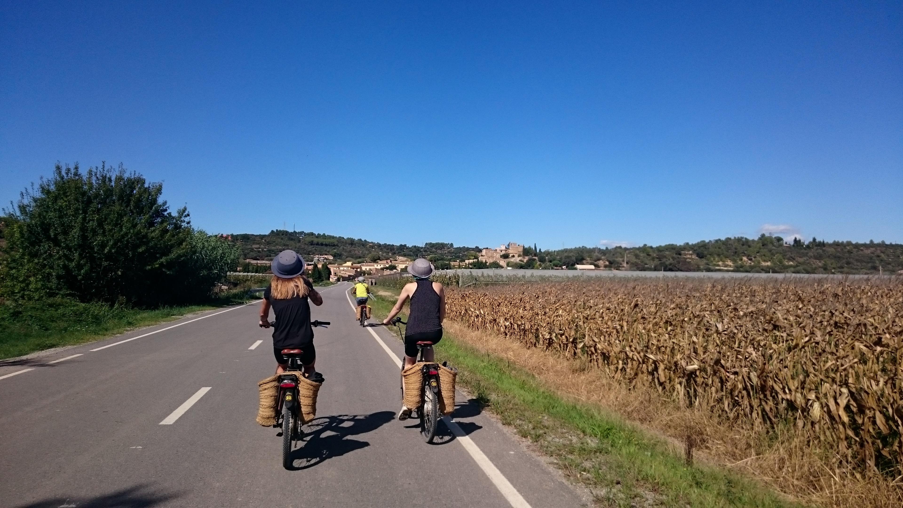 Catalonia cycling guide