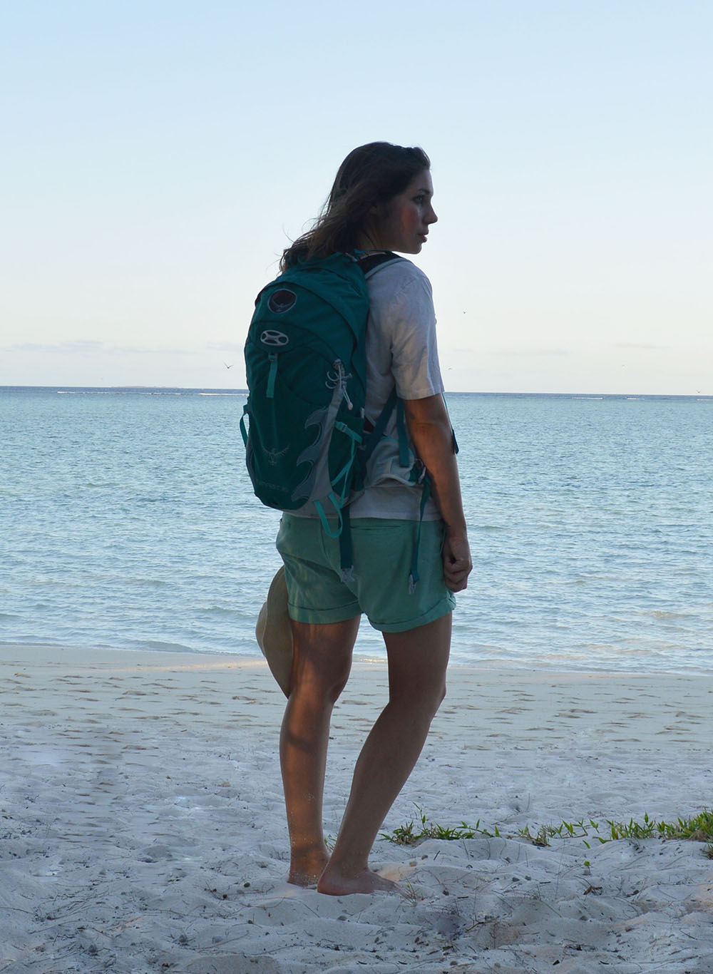 Osprey Tempest Talon review | Osprey 20 litre backpack rucksack review The Girl Outdoors