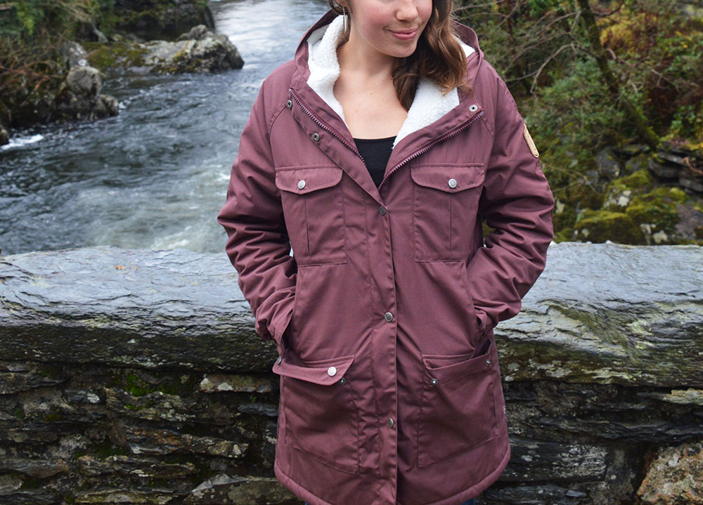 Fjallraven Greenland parka review