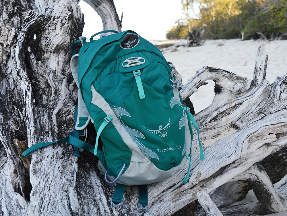 Review: Osprey Tempest Talon 20 daysack