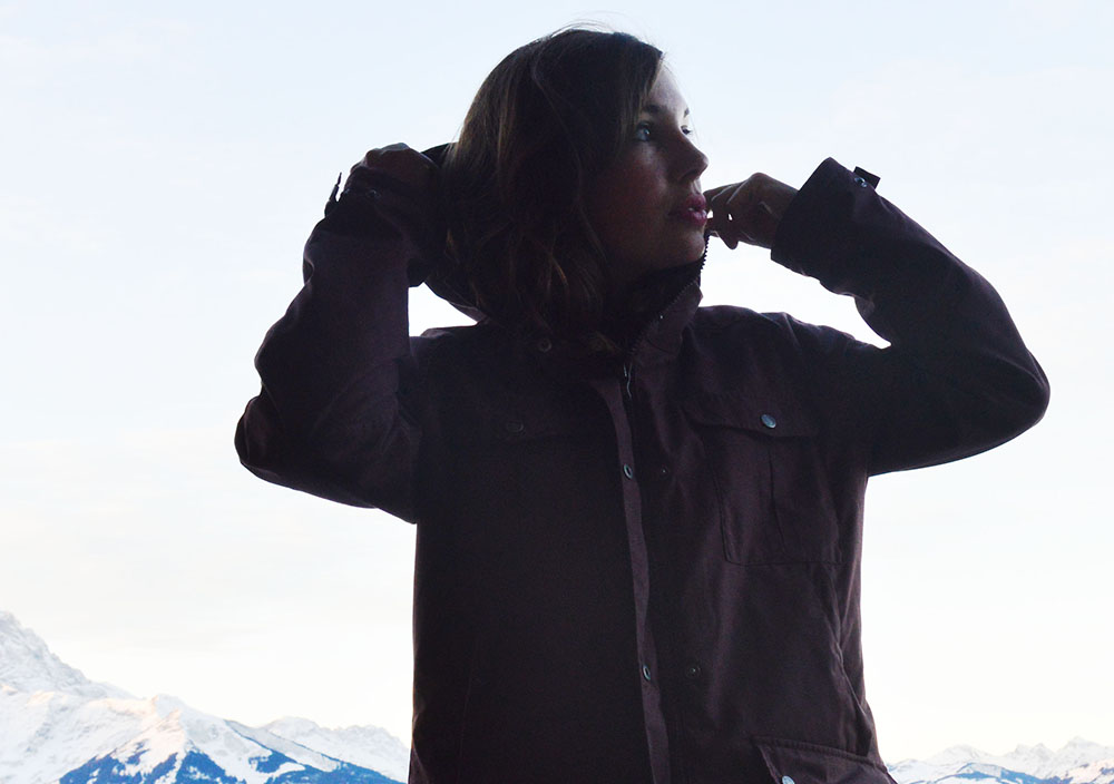Fjallraven Greenland parka review The Girl Outdoors