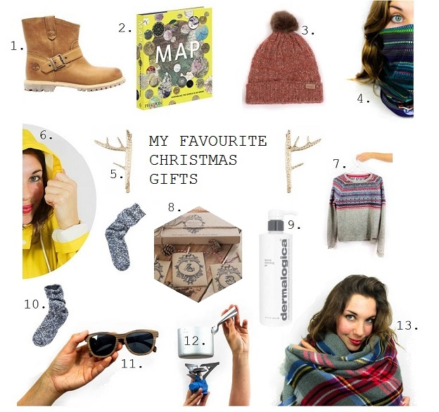 The big outdoorsy Christmas gift guide 2015