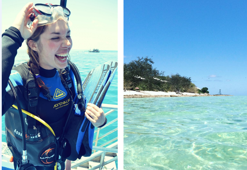 Girl's travel guide to Australia's Great Barrier Reef